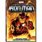 Invincible Iron Man (DVD, 2007) BRAND NEW