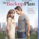 The Back-up Plan (Blu-ray Disc, 2010) JENNIFER LOPEZ BRAND NEW
