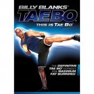 Billy Blanks: This Is Tae Bo (DVD, 2010) BRAND NEW