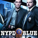 NYPD Blue - Season 2 / 02 (DVD, 2008, 6-Disc Set, Checkpoint; Pan and Scan;...