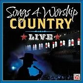 Songs 4 Worship: Country Live at the Ryman by Various Artists (CD, Nov-2009,.NEW