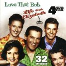 Life with Elizabeth/Love that Bob (DVD, 2005, 4-Disc Set) BRAND NEW