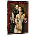 Tudors - The Complete Second /2ND Season (DVD, 2009, 4-Disc Set, Widescreen)