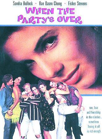 When the Party's Over (DVD, 2002) SANDRA BULLOCK