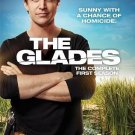 The Glades: The Complete First /1ST Season (DVD, 2011, 4-Disc Set)