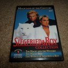 THE SIEGFRIED & ROY COLLECTION VOLUME 1 & 2 SINGLE DVD