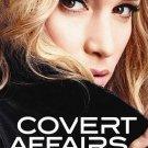 Covert Affairs: Season Three (DVD, 2013, 4-Disc Set)