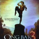 Ong Bak 3 (DVD, 2011, 2-Disc Set, Collector's Edition) NO DIGITAL TONY JAA