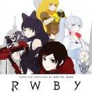 RWBY, Vol. 2 (Blu-ray/DVD, 2014, 2-Disc Set) DVD VERSION ONLY NO BLU RAY