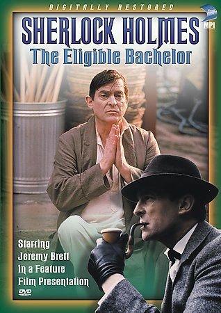 Sherlock Holmes - The Eligible Bachelor (DVD, 2003) BRAND NEW