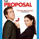 The Proposal (Blu-ray Disc, 2009, 2-Disc Set, Deluxe Edition SANDRA BULLOCK