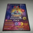 CHILD ABDUCTION PREVENTION PACK 3-DISC DVD SET BRAND NEW