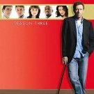 House - Season Three / 3RD / THIRD (DVD, 2007, 5-Disc Set) BRAND NEW