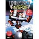 Van-Pires Transform - Mission Demolition - Volume 1 (DVD, 2007) BRAND NEW