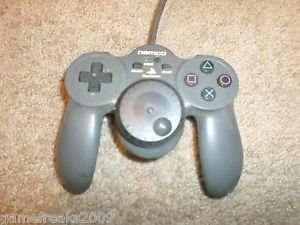 OFFICIAL SONY PLAYSTATION 1 /PS1 NAMCO CONTROLLER NPC-105