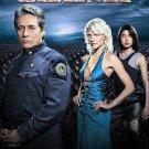 Battlestar Galactica - Season 2.0 (DVD, 2005, 3-Disc Set)