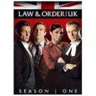 Law & Order: UK - Season One /1 (DVD, 2010, 3-Disc Set)