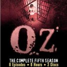 Oz - The Complete Fifth Season (DVD, 2005, 3-Disc Set)