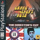 Grand Theft Auto: Director's Cut (Sony PlayStation 1, 1999) COMPLETE