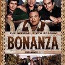 Bonanza: The Official Sixth Season, Vol. 1 (DVD, 2013, 5-Disc Set)