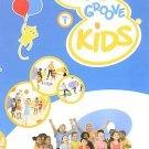 Move 'N Groove Kids - Vol. 1 (DVD, 2007)