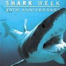 Shark Week - 20th Anniversary (DVD, 2007, 4-Disc Set)