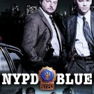 NYPD Blue - Season 1 (DVD, 2008, 6-Disc Set, Checkpoint; Pan and Scan;...