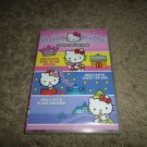 HELLO KITTY 3 DISC DVD COLLECTION BRAND NEW!