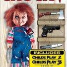 Chucky: The Killer DVD Collection (DVD, 2006, 2-Disc Set) 3D COVER