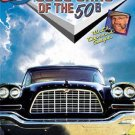 Legendary Muscle Cars - Cool Cars of the 50's (DVD, 2005)