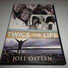 JOEL OSTEEN TWICE THE LIFE 4-DISC CD SET