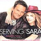 Serving Sara (DVD, 2003, Full Screen Version - Checkpoint) MATTHEW PERRY NEW