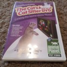 ANIMAL PLANET THE CAT'S MEOW CAT SITTER DVD BRAND NEW