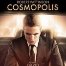 Cosmopolis (Blu-ray Disc, 2013) W/GENERIC CASE & COVER ROBERT PATTINSON