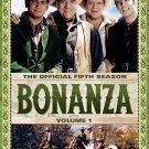 Bonanza: The Official Fifth Season, Vol. 1 (DVD, 2013, 5-Disc Set)