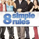 8 Simple Rules: The Complete First Season (DVD, 2007, 3-Disc Set)