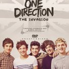 One Direction: The Invasion (DVD, 2012) BRAND NEW