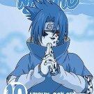 Naruto Uncut - Box Set Volume 10 (DVD, 2008, 3-Disc Set, Uncut)