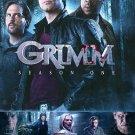 Grimm: Season One (DVD, 2012, 5-Disc Set)