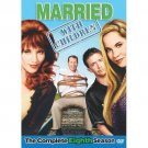 Married...With Children - The Complete Eighth/8TH Season (DVD, 2008, 3-Disc Set)