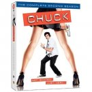 Chuck: The Complete Second/2ND Season (DVD, 2010, 6-Disc Set)