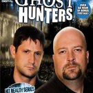 Ghost Hunters - Season FOUR/4: Part 1 (DVD, 2008, 4-Disc Set)
