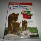BABY GENIUS BABY ANIMALS FAVORITE SING A LONGS DVD BRAND NEW