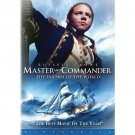 Master and Commander: The Far Side of the World (DVD, 2004, Widescreen) CROWE