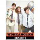 Workaholics: Season Three (DVD, 2013, 3-Disc Set)