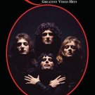 Queen - Greatest Video Hits 1 (DVD, 2012, 2-Disc Set) PAL VERSION UK