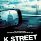 K Street (DVD, 2004, 2-Disc Set) COMPLETE SERIES