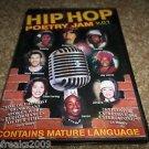 Hip Hop Poetry Jam - Volume 1 (DVD, 2004)