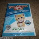PUBLIX YOUR ADOPTED CAT DVD BRAND NEW