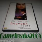 HEAVEN'S TEARS DVD